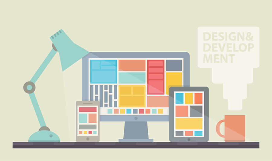 A beginners' guide to web development
