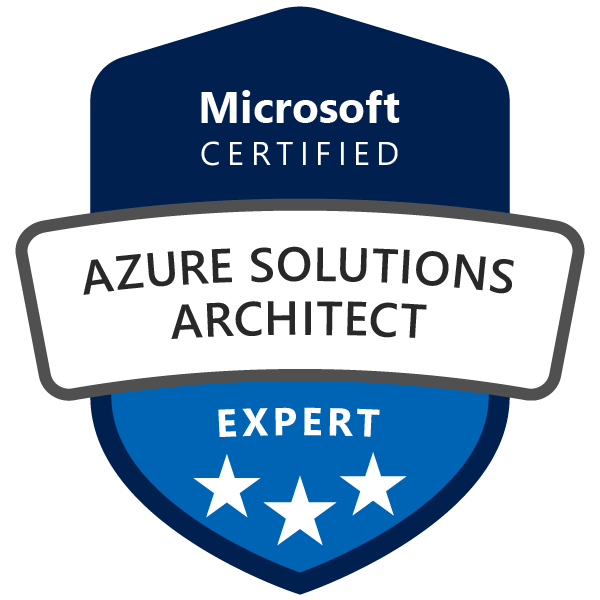 Arian Celina - Certified Azure Solutions Architect Expert